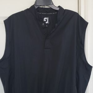 ⛳ Footjoy pullover vest button up size M
